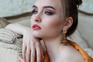 base maquillaje mujer